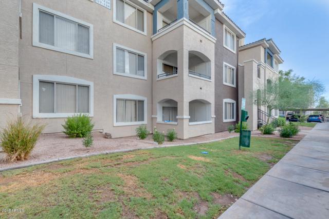 5345 E Van Buren Street #321, Phoenix, AZ 85008 (MLS #5791964) :: Riddle Realty