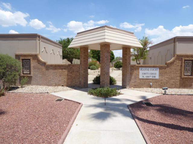 13809 N 108TH Drive, Sun City, AZ 85351 (MLS #5791991) :: Lux Home Group at  Keller Williams Realty Phoenix