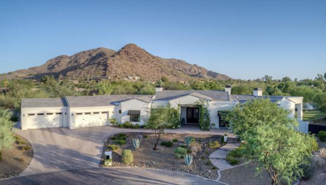 8600 N Avenida Del Sol, Paradise Valley, AZ 85253 (MLS #5792011) :: The Wehner Group