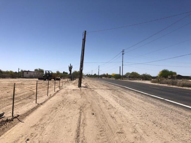 20605 W Elliot Road, Buckeye, AZ 85326 (MLS #5792013) :: The Daniel Montez Real Estate Group