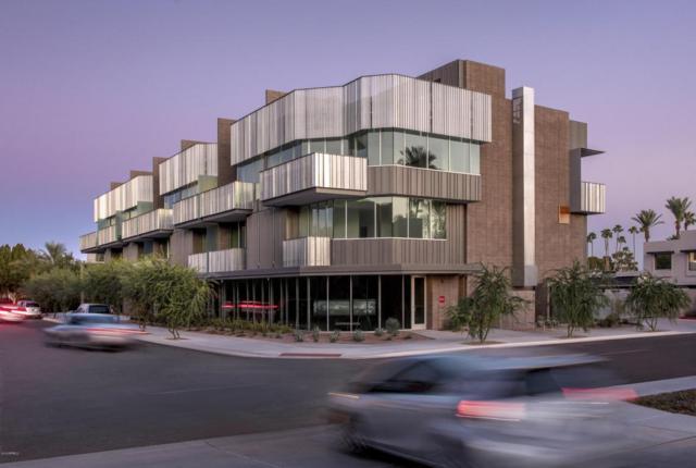 6901 E 1st Street #1002, Scottsdale, AZ 85251 (MLS #5792130) :: Team Wilson Real Estate