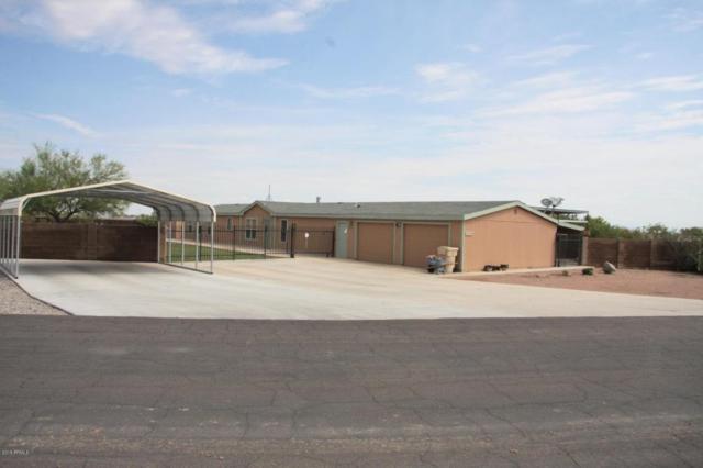 10720 W Prairie Lane, Casa Grande, AZ 85193 (MLS #5792334) :: Yost Realty Group at RE/MAX Casa Grande
