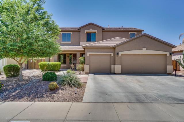 3437 E Kingbird Place, Chandler, AZ 85286 (MLS #5792354) :: The Garcia Group @ My Home Group