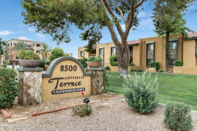 8500 E Indian School Road #106, Scottsdale, AZ 85251 (MLS #5792428) :: Arizona 1 Real Estate Team