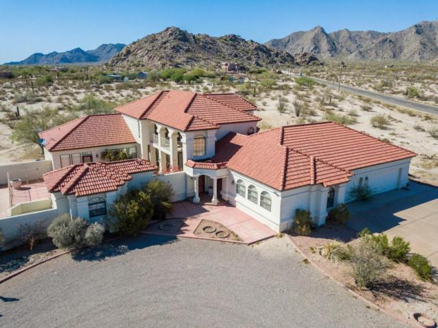 11256 W Autumnwood Road, Casa Grande, AZ 85194 (MLS #5792483) :: Keller Williams Legacy One Realty