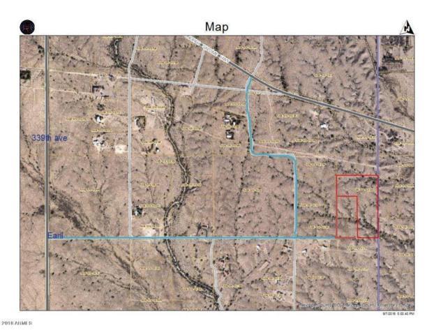 0 S 332 Avenue, Tonopah, AZ 85354 (MLS #5792492) :: Brett Tanner Home Selling Team