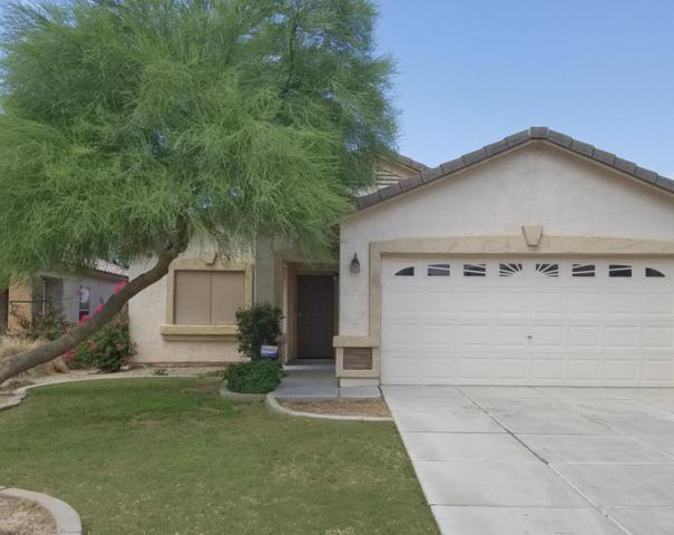 216 S Cactus Street, Coolidge, AZ 85128 (MLS #5792554) :: Keller Williams Legacy One Realty