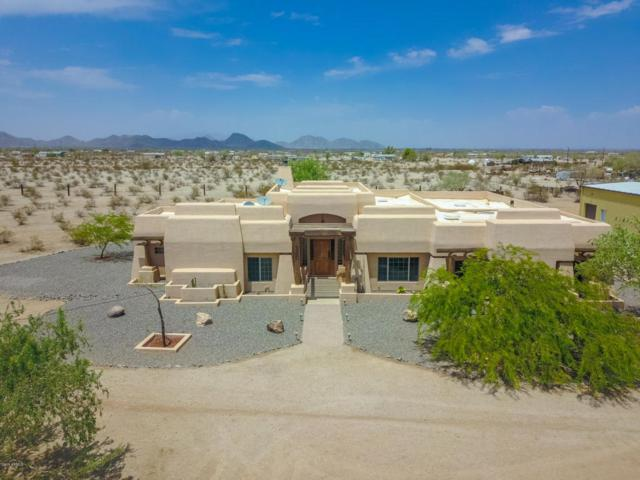 53862 W Barrel Road, Maricopa, AZ 85139 (MLS #5792686) :: The Daniel Montez Real Estate Group