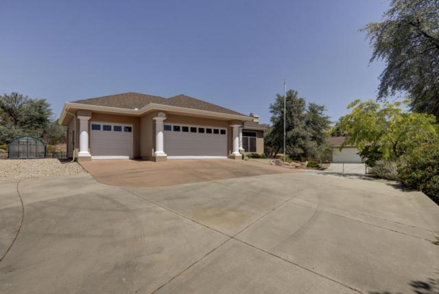 2096 W Twinoaks Drive, Prescott, AZ 86305 (MLS #5792692) :: Conway Real Estate