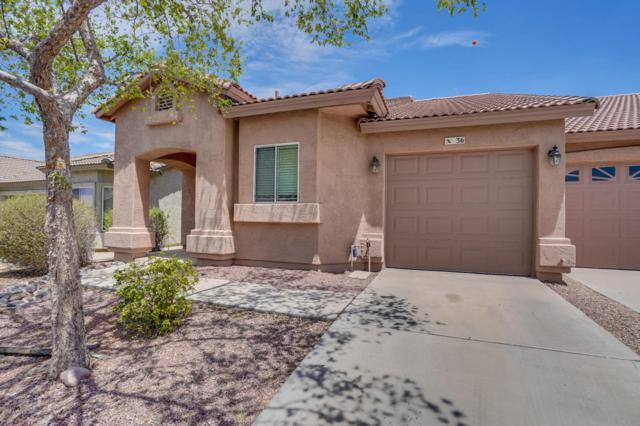 6610 E University Drive #36, Mesa, AZ 85205 (MLS #5792695) :: The Jesse Herfel Real Estate Group