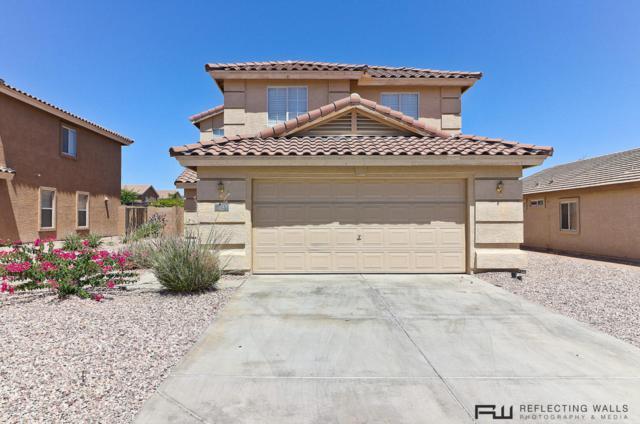21 N 226th Lane, Buckeye, AZ 85326 (MLS #5792889) :: Desert Home Premier