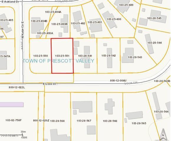 8726 E Loos Drive, Prescott Valley, AZ 86314 (MLS #5793053) :: Conway Real Estate