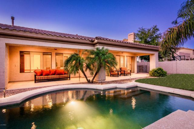 4709 E Ironhorse Road, Gilbert, AZ 85297 (MLS #5793102) :: The Jesse Herfel Real Estate Group