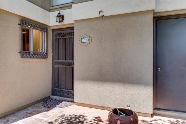 4615 N 22ND Street #103, Phoenix, AZ 85016 (MLS #5793186) :: Sibbach Team - Realty One Group
