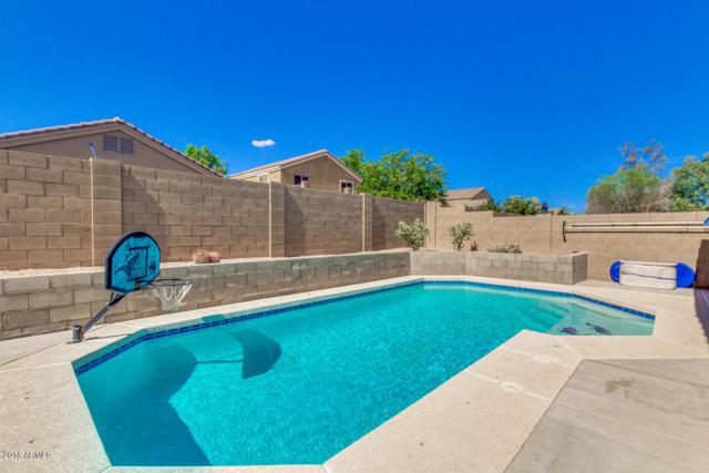 528 E Wolf Hollow Drive, Casa Grande, AZ 85122 (MLS #5793313) :: Keller Williams Legacy One Realty