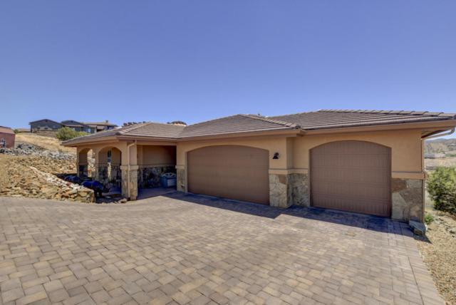 3165 Bar Circle A Road, Prescott, AZ 86301 (MLS #5793344) :: Conway Real Estate