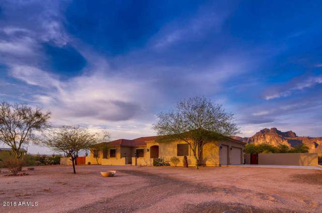 1879 N Hilton Road, Apache Junction, AZ 85119 (MLS #5793348) :: The Rubio Team