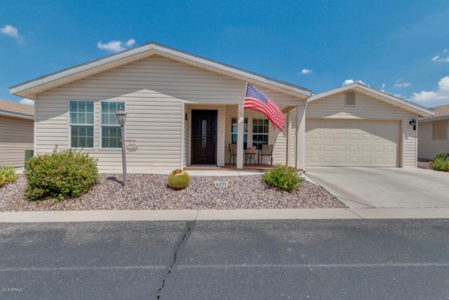 3301 S Goldfield Road #4071, Apache Junction, AZ 85119 (MLS #5793406) :: The Rubio Team
