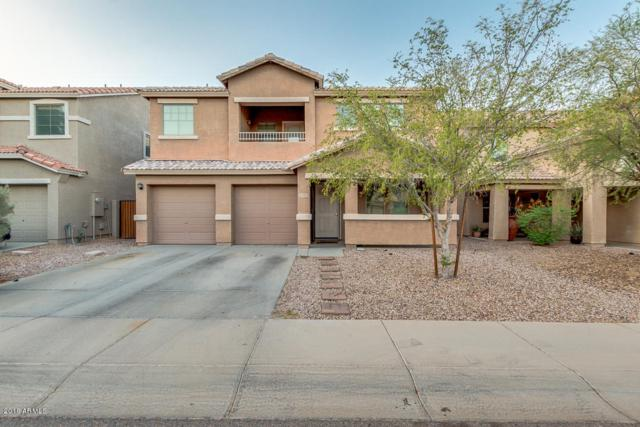 3924 W Goldmine Mountain Drive, Queen Creek, AZ 85142 (MLS #5793439) :: The Everest Team at My Home Group