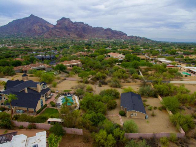 6602 N Praying Monk Road, Paradise Valley, AZ 85253 (MLS #5793446) :: RE/MAX Excalibur
