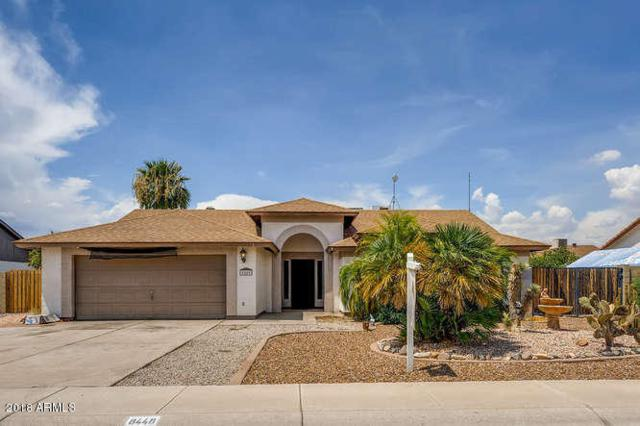 8448 W Sanna Street, Peoria, AZ 85345 (MLS #5793523) :: The Everest Team at My Home Group