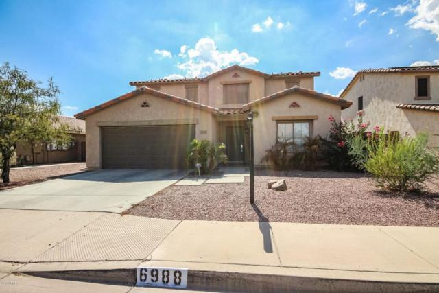 6988 S Skylark Lane, Buckeye, AZ 85326 (MLS #5793587) :: The Jesse Herfel Real Estate Group