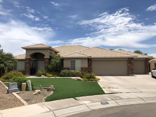 3861 E Whitehall Drive, San Tan Valley, AZ 85140 (MLS #5793605) :: The Everest Team at My Home Group