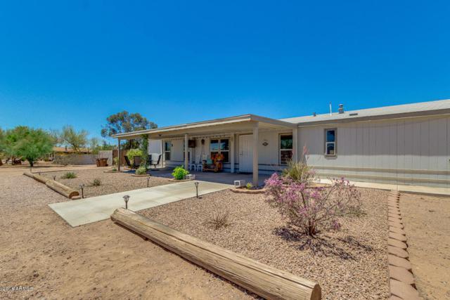 1810 N Thunderbird Drive, Apache Junction, AZ 85120 (MLS #5793621) :: The Rubio Team