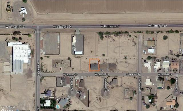 10260 W Leander Drive, Arizona City, AZ 85123 (MLS #5793650) :: Yost Realty Group at RE/MAX Casa Grande
