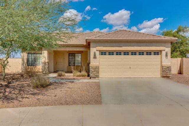 2831 N Bandura Drive, Casa Grande, AZ 85122 (MLS #5793723) :: Keller Williams Legacy One Realty