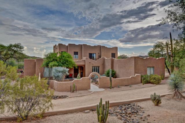 38044 N La Canoa Drive, Cave Creek, AZ 85331 (MLS #5793742) :: The Wehner Group