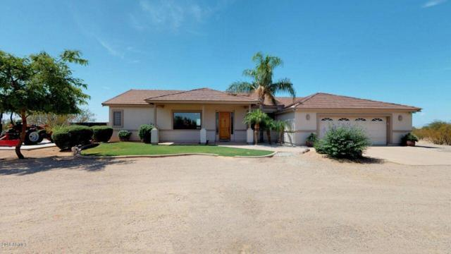12335 W Logan Lane, Casa Grande, AZ 85194 (MLS #5793745) :: Arizona 1 Real Estate Team
