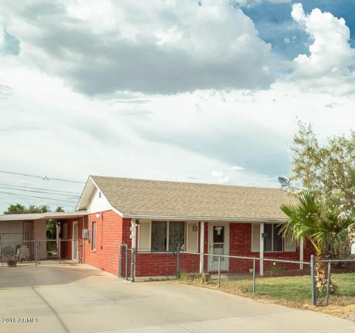 642 W Palo Verde Avenue W, Coolidge, AZ 85128 (MLS #5793763) :: Keller Williams Legacy One Realty