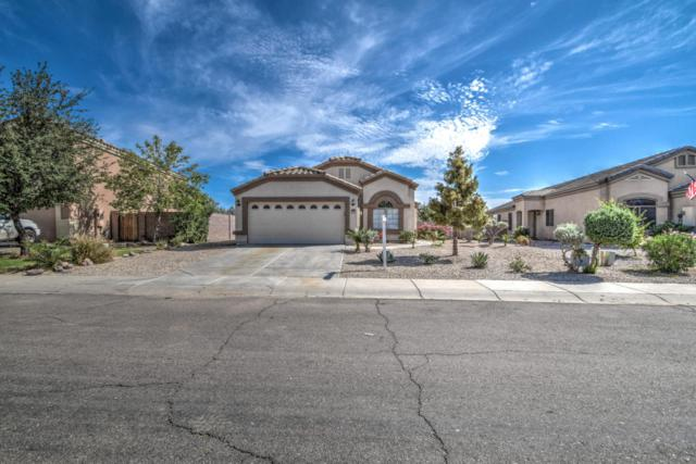 2260 W Hayden Peak Drive, Queen Creek, AZ 85142 (MLS #5793797) :: The Everest Team at My Home Group