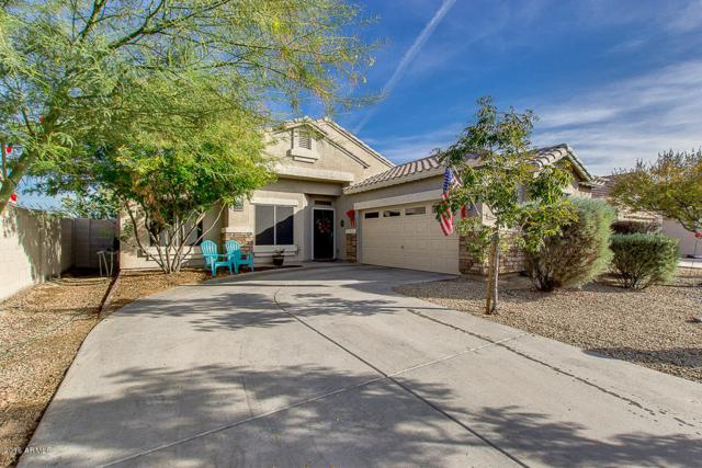233 S 165TH Drive, Goodyear, AZ 85338 (MLS #5793844) :: Santizo Realty Group