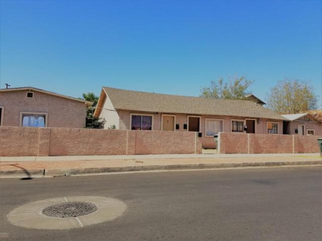 1006 E Polk Street, Phoenix, AZ 85006 (MLS #5793888) :: The Wehner Group