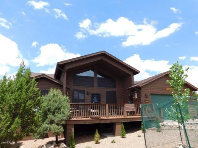 3222 Trailblazer Drive, Overgaard, AZ 85933 (MLS #5793911) :: Brett Tanner Home Selling Team