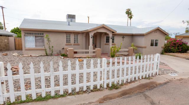 1716 N 46TH Place, Phoenix, AZ 85008 (MLS #5793922) :: The Wehner Group