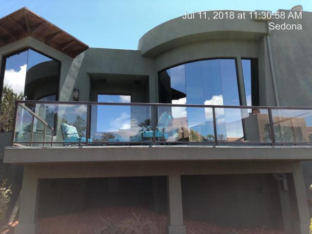 140 Calle Irena, Sedona, AZ 86336 (MLS #5794160) :: Keller Williams Legacy One Realty