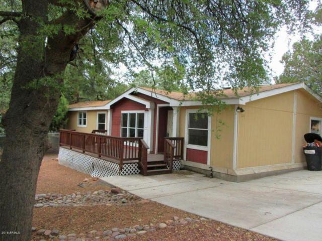 814 N Holly Circle, Payson, AZ 85541 (MLS #5794191) :: The Daniel Montez Real Estate Group