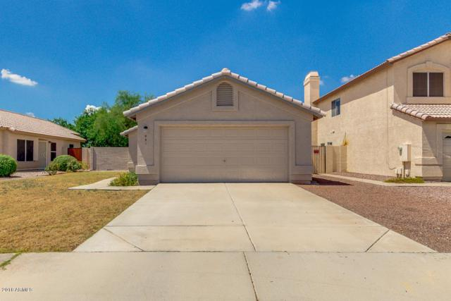 651 W Baylor Lane, Gilbert, AZ 85233 (MLS #5794347) :: Occasio Realty