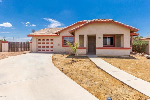 1339 E Mission Grande Avenue, Casa Grande, AZ 85122 (MLS #5794561) :: Arizona 1 Real Estate Team