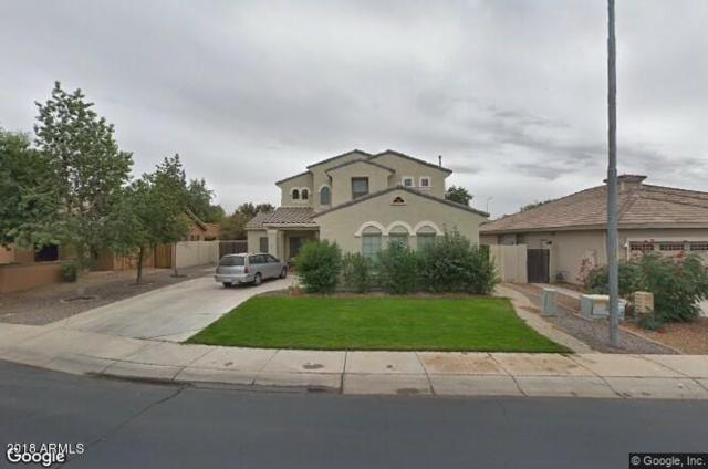 6738 S Garnet Way, Chandler, AZ 85249 (MLS #5794638) :: Sibbach Team - Realty One Group