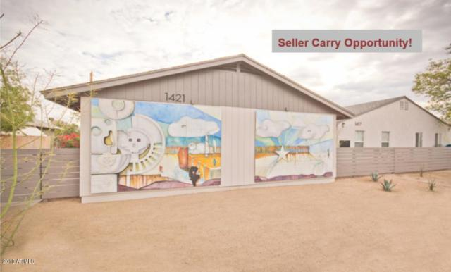 1417 E Roosevelt Street, Phoenix, AZ 85006 (MLS #5794694) :: The Daniel Montez Real Estate Group