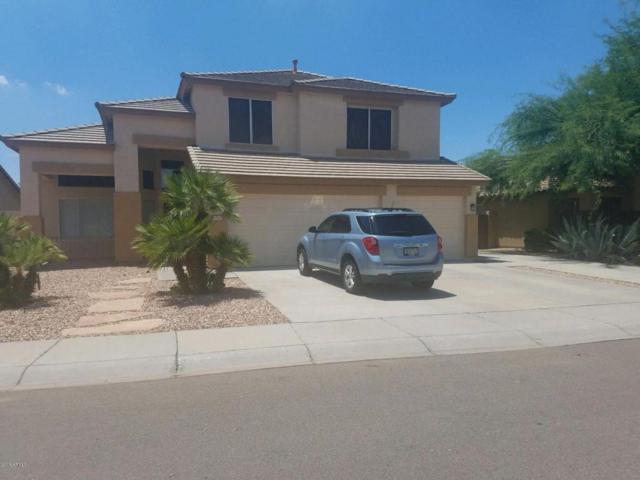 8237 W Quail Avenue, Peoria, AZ 85382 (MLS #5794701) :: Brett Tanner Home Selling Team
