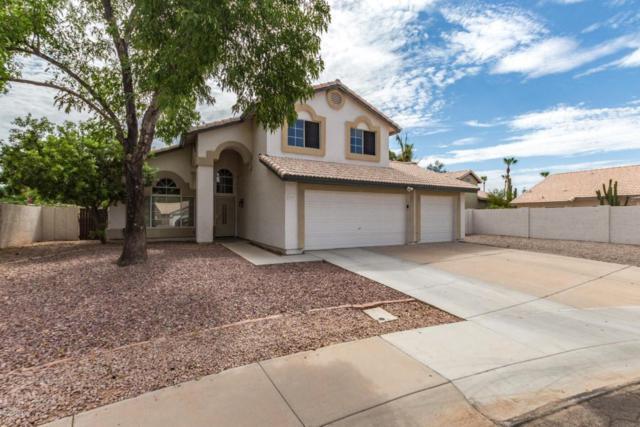 301 N Sandstone Street, Gilbert, AZ 85234 (MLS #5794706) :: Sibbach Team - Realty One Group