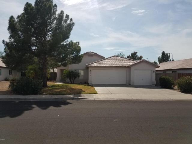 8350 N 86TH Lane, Peoria, AZ 85345 (MLS #5794762) :: Brett Tanner Home Selling Team