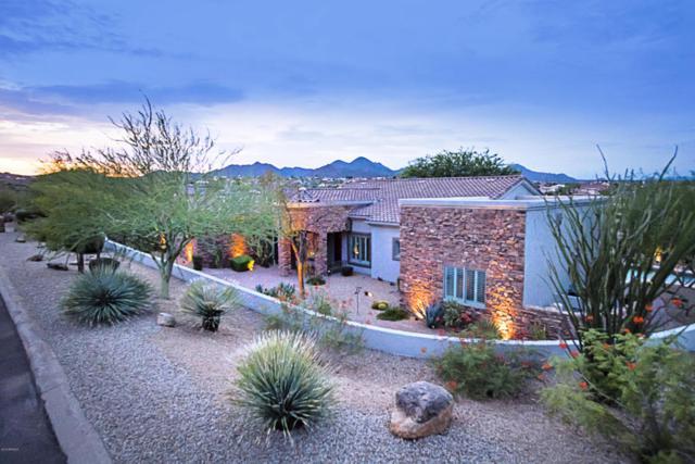16438 E Sullivan Drive, Fountain Hills, AZ 85268 (MLS #5794865) :: RE/MAX Excalibur
