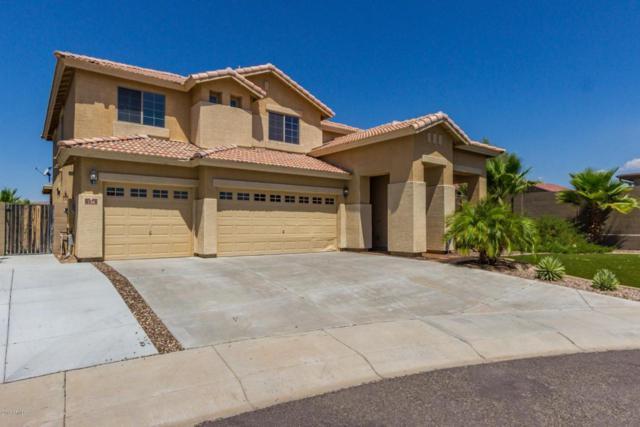 134 N 235TH Drive, Buckeye, AZ 85396 (MLS #5794915) :: Desert Home Premier