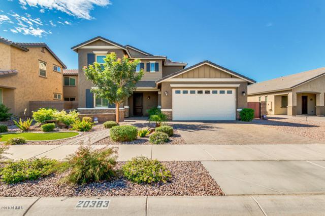 20383 E Mockingbird Drive, Queen Creek, AZ 85142 (MLS #5794975) :: Lux Home Group at  Keller Williams Realty Phoenix